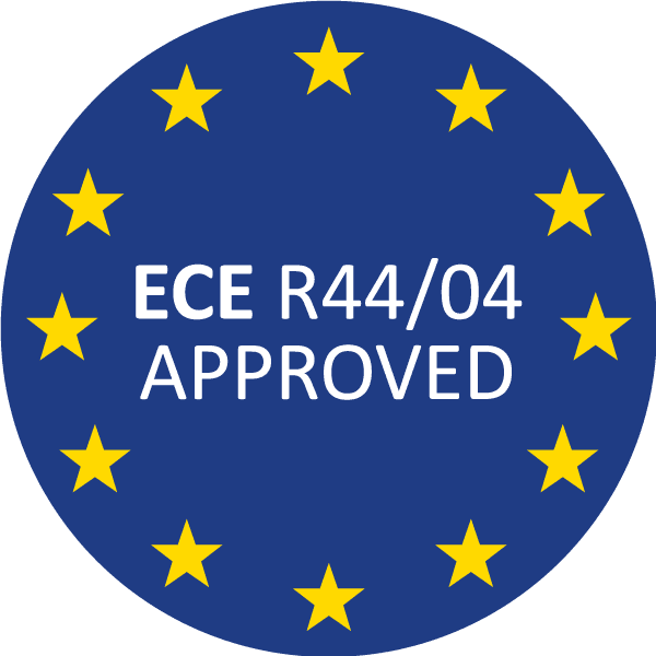 Image result for ECE R44/04 logo
